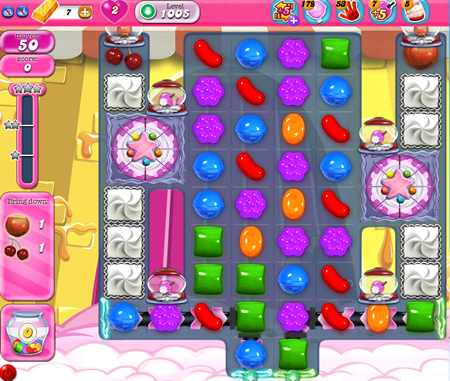 Candy Crush Saga 1005