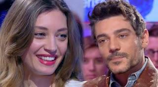 Giuseppe Zeno fidanzato con Margareth Madè