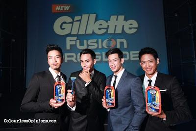 Peter Davis Gillette Fusion ProGlide Shaver