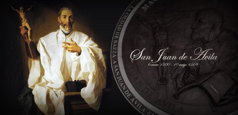 San Juan de Ávila en la Diócesis de Jaén
