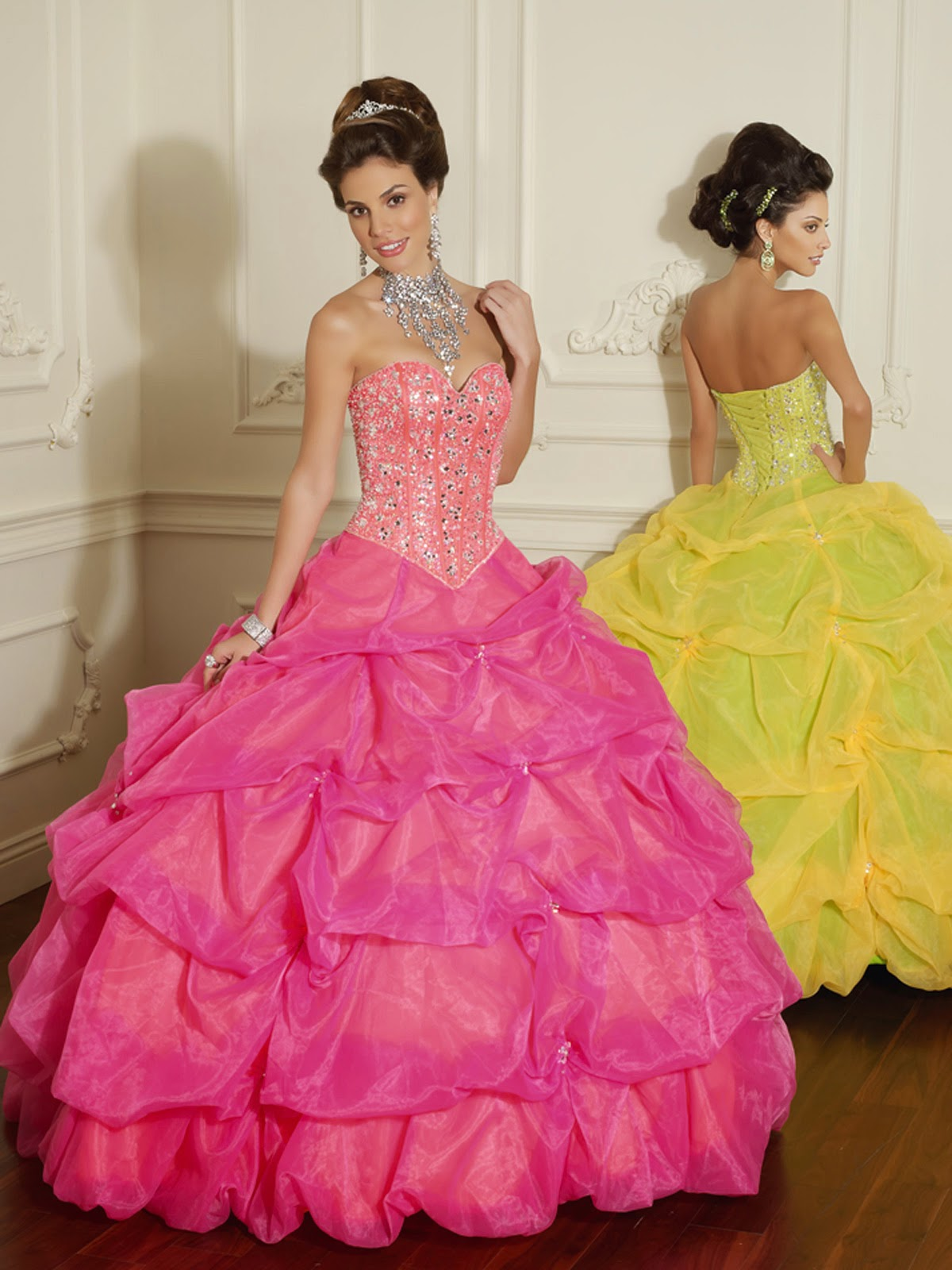 vestidos de 15 años para jovencitas