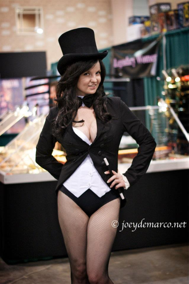 Zatanna  Cosplay time again Zatanna Cosplay