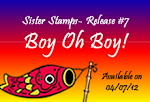 Sister Stamps Release #7