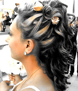 wedding hairstyles for short hair 5 Gorgeous Wedding Hairstyles Ideas 2013