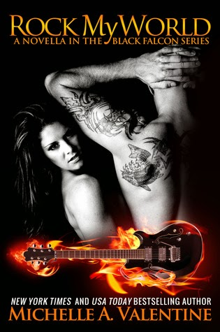 Rock My World by Michelle A. Valentine