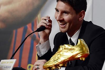 "Messi: ""No peleo por ningún premio individual"""