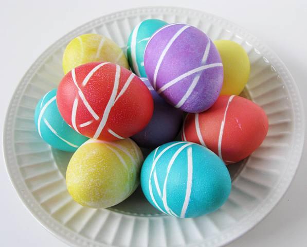 Nikki 39 S Studio Rubberband Easter Eggs