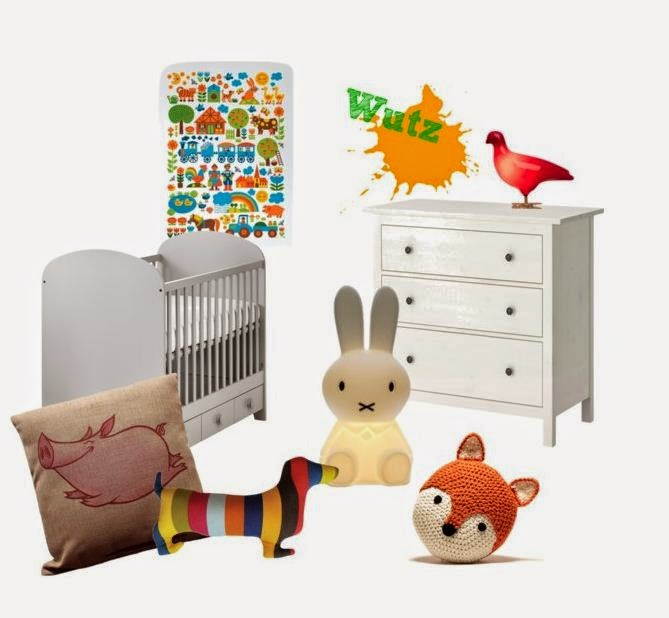 kinderzimmer inspiration kugelfisch blog der mamablog. Black Bedroom Furniture Sets. Home Design Ideas