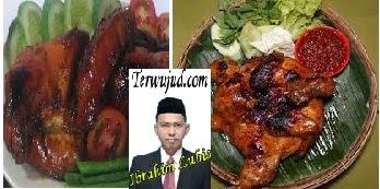 Ayam Bakar Kalasan (Khas Jawa Tengah)