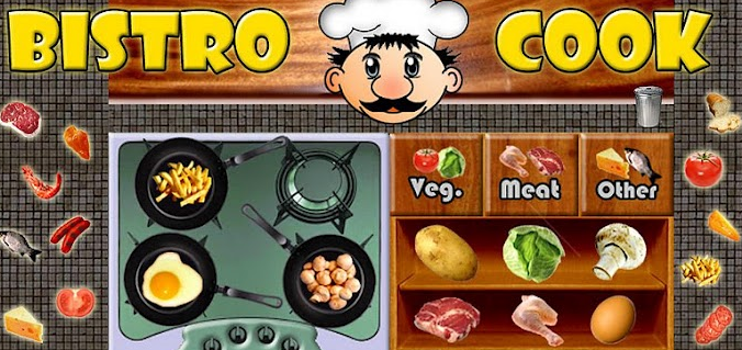 Food games free download full version for Big fish cooking games