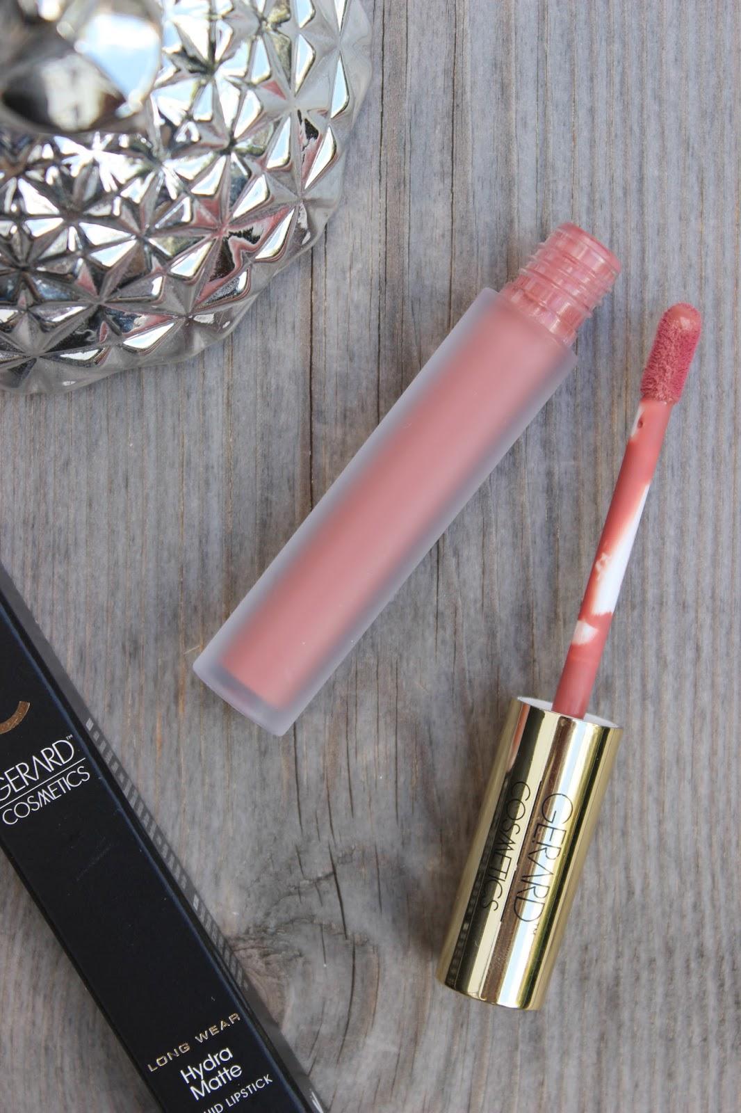 Gerard Cosmetics Hydra Matte Liquid Lipstick in 'Serenity'