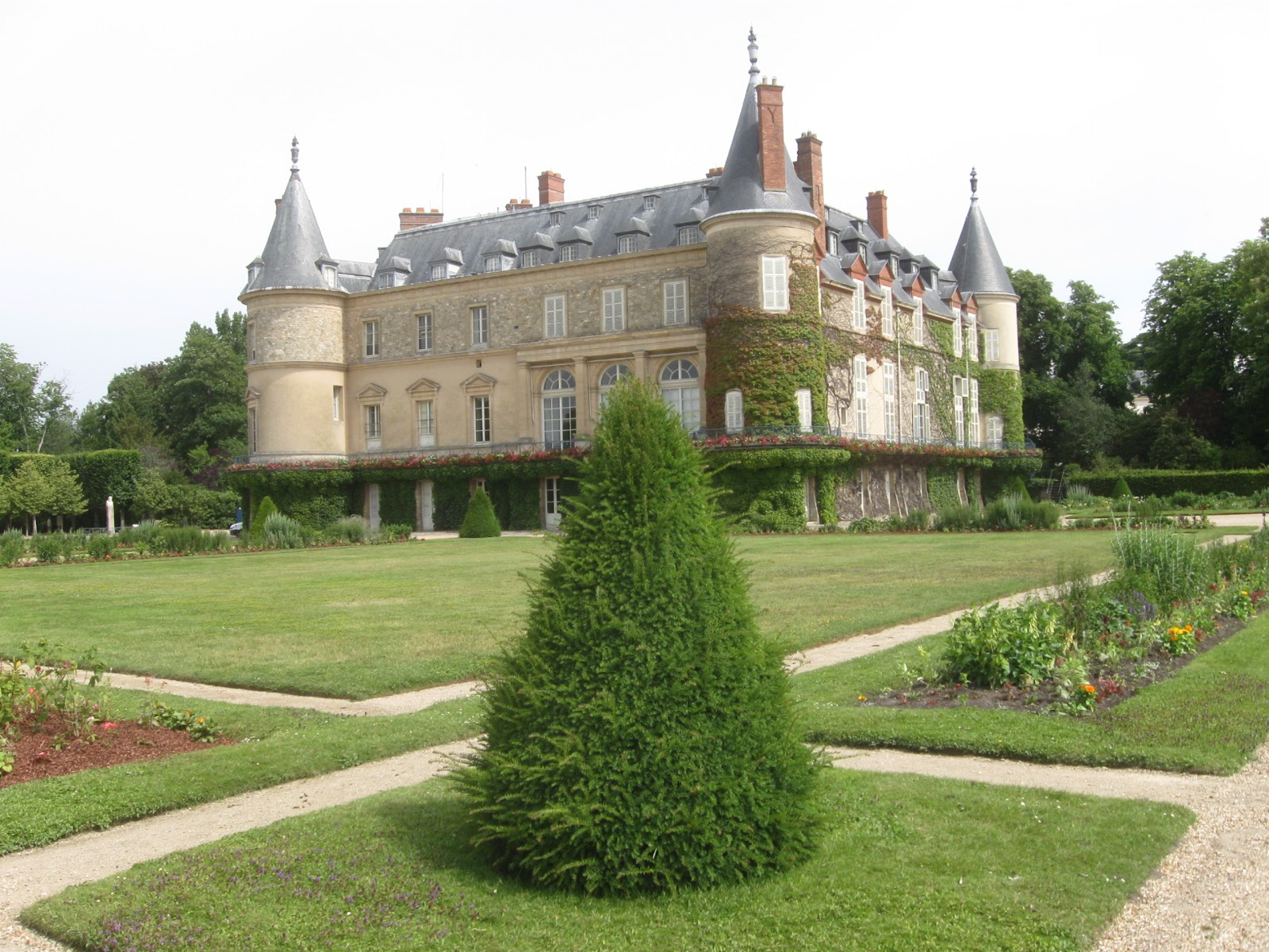 Heliosse ii n 714 le ch teau de rambouillet for Chateaux yvelines visites
