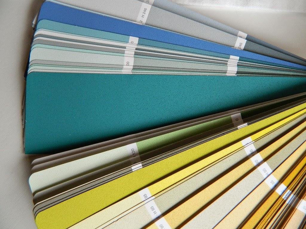 Ninifee 39 s kleines cottage fassadenfarbe for Zimmerwand farben