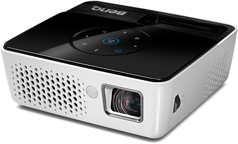 Techzone benq joybee gp2 projector features and specs for Proyector apple