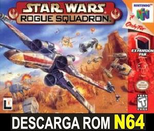 Star Wars - Rogue Squadron ROMs Nintendo64