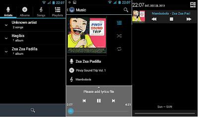 SKK Mobile Mirage S1 Music Player