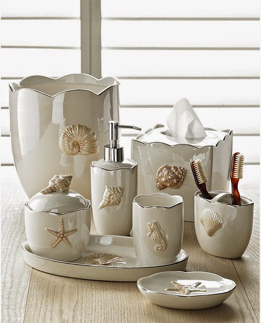 Click The Image To Enlarge And Enjoy The Bathroom Accessories Sets Ideas.