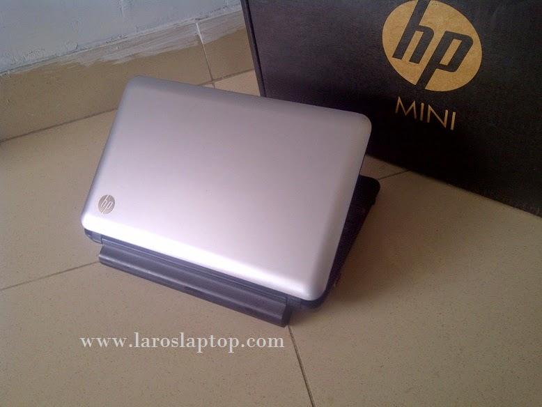 Harga Notebook second HP Mini 210-1014TU Silver