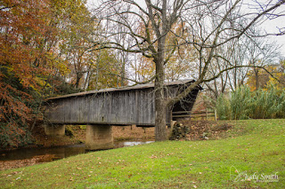 Bob White Covered Bridge, by Judy Parsons Smith