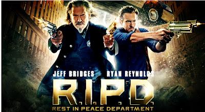 R.I.P.D. Trailer Film 2013 Sinopsis