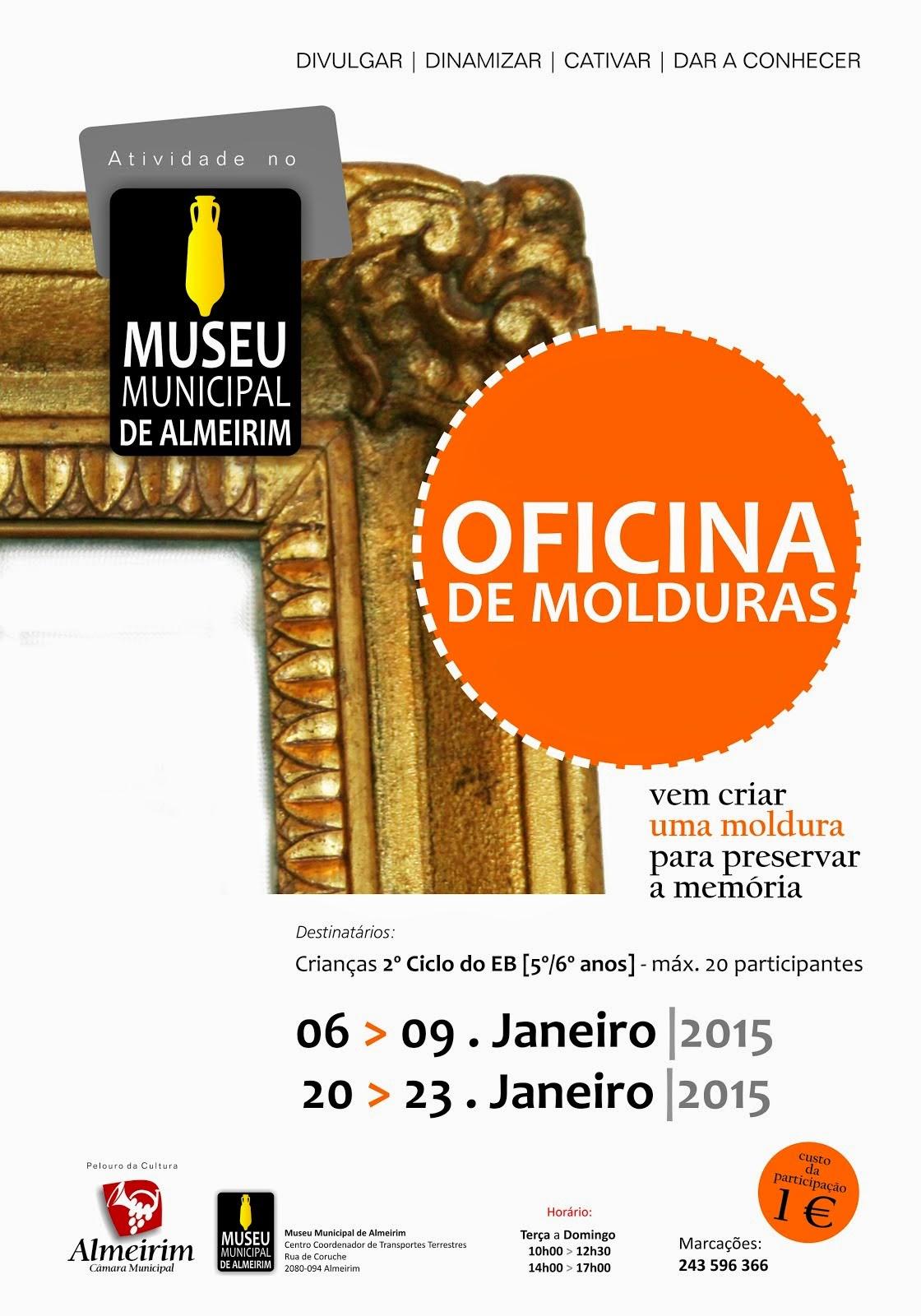 Janeiro no Museu