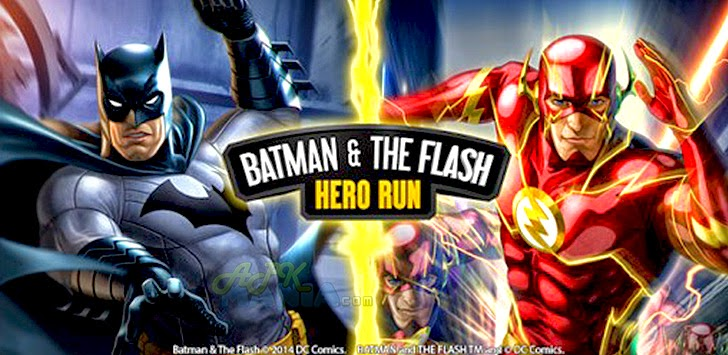 Download Batman & The Flash: Hero Run Apk