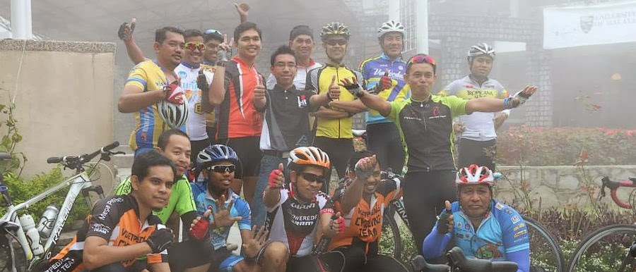 Raub Mountain / Road Cyclist