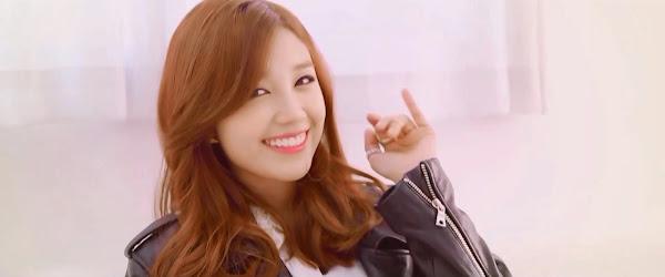 A pink Crystal Eunji