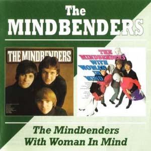 The Mindbenders - The Mindbenders / With Woman in Mind (2002)