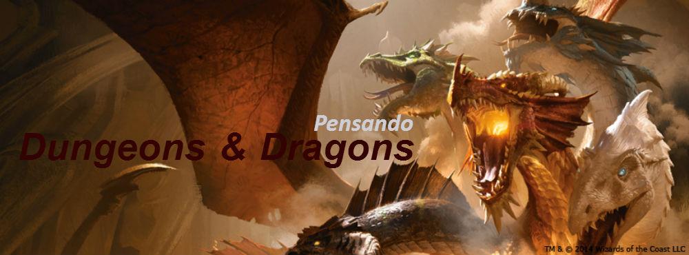 Pensando Dungeons & Dragons