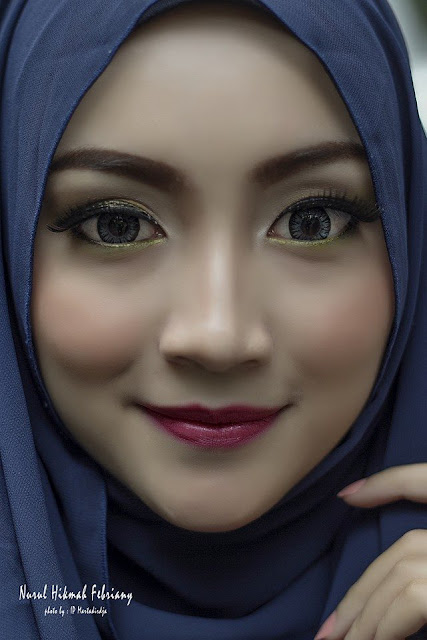 hijab model modern style casual