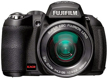 Fujifilm HS20 EXR, kamera prosumer, superzoom camera, Full HD video, panorama mode, kamera DSLR, prosumer camera