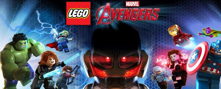 Jedi Mouseketeer: NYCC 2015: LEGO Marvel's Avengers panel