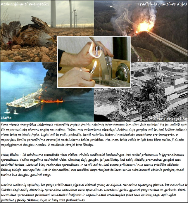 Skalūnų dujų rizika