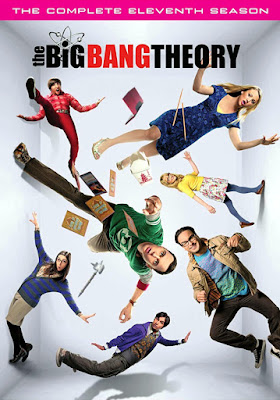 The Big Bang Theory (TV Series) S11 DVD R1 NTSC Sub