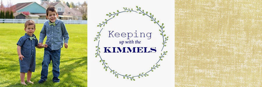 Keeping Up with the Kimmels
