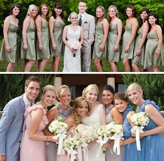 Simple glamorous wedding