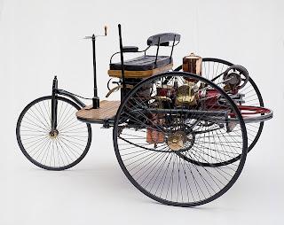 Patent-Motorwagen Nummer 1
