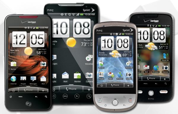 En España, más del 60% los smartphones con Android