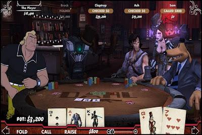 Poker Night 2 ScreenShots1