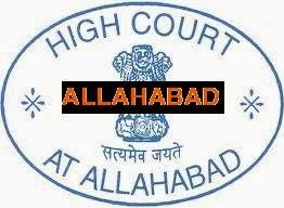 High Court Allahabad Recruitment 2014