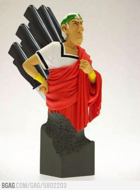 Caesar Knife Holder