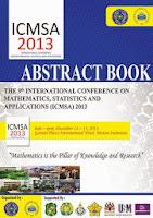 Proseding ICMSA 2013