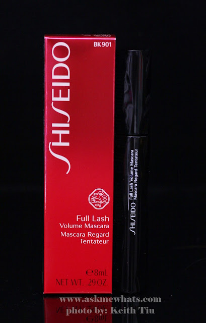 A photo on Shiseido Full Lash Volume Mascara