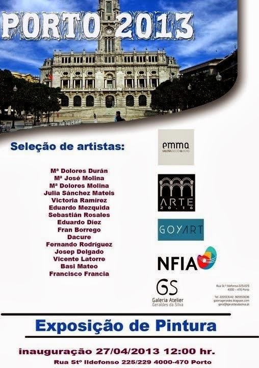 exposición Oporto