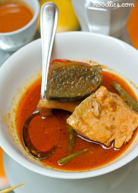 chinta ria fish curry