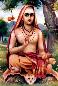 Founder of Advaita Vedanta