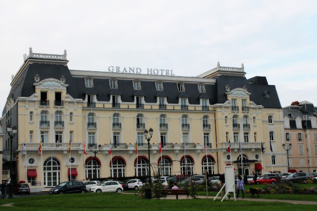 Cabourg grand hotel