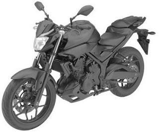 Penampakan Yamaha MT-03 Mulai Terlihat, benarkah?
