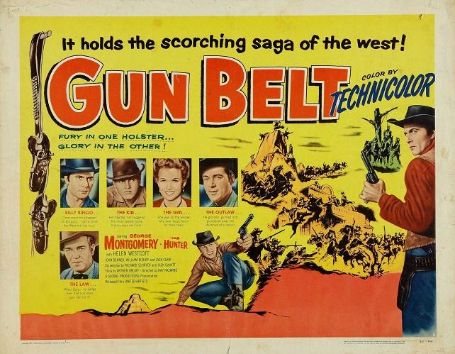 GUN BELT (1953)